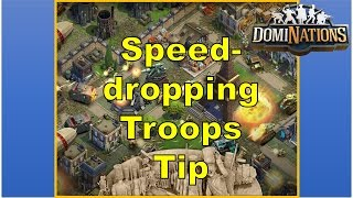 DomiNations Tips & Tricks: Learn the fastest way of dropping your troops