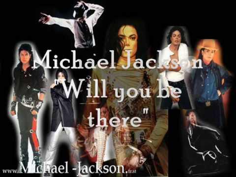Michael Jackson-Will you be therecon traduzione in italiano