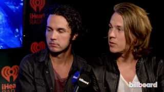 Ylvis Video - Ylvis Backstage Q&A at iHeartRadio Music Festival 2013