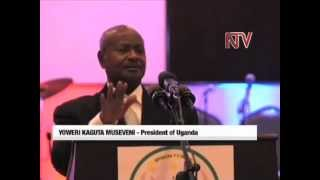 Museveni praises Kagame