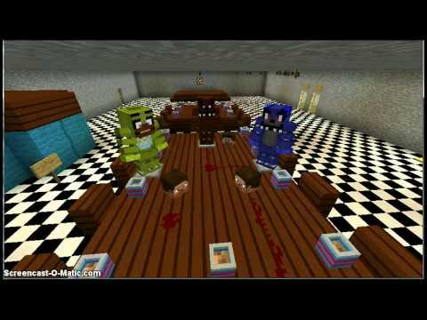 Сериал minecraft Жизнь Майка Шмидта 2 серия:Сон.