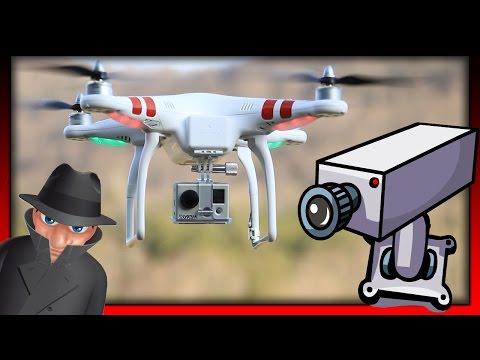 Летающая камера | Как сделать дрона с камерой