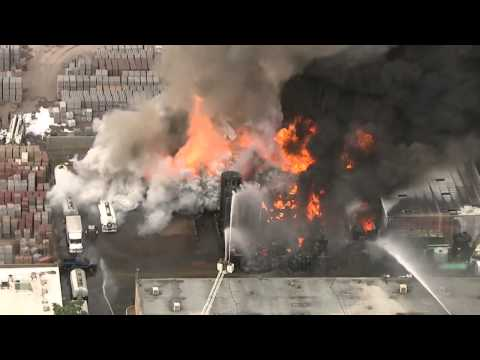 Phoenix, Arizona Tank Farm Fire