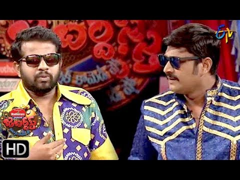 Hyper Aadi, Raising Raju Performance | Jabardasth | 7th  February 2019 | ETV Telugu thumbnail