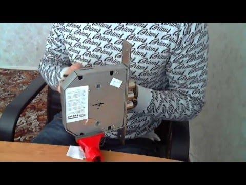 Вскрытие цилиндра Mul-T-Lock. Как взломать Дисковый (Финский) замок. Мето