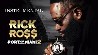 Rick Ross - Nobody's Favorite feat. Gunplay (INSTRUMENTAL)