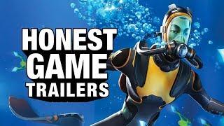 SUBNAUTICA (Honest Game Trailers)