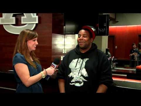 Kenan Thompson Comes to Auburn