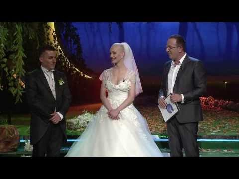E diela shqiptare - Dasma e Klaudia Pepa & Albi Nako! (7 korrik 2013)