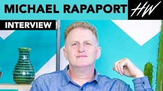 "Michael Rapaport Goes Off On Machine Gun Kelly & Talks ""Atypical"" Season 2 