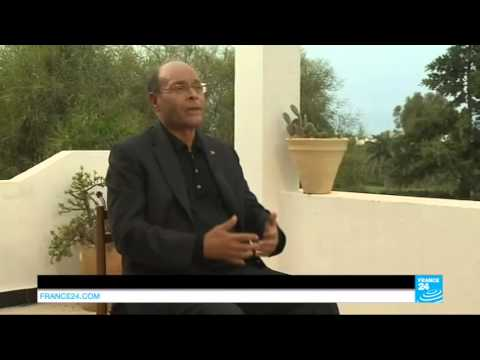 THE INTERVIEW  - Moncef Marzouki - France 24