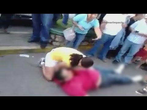Hombre asesina al amante de su mujer en México