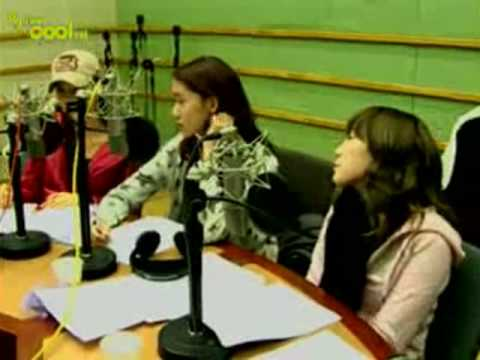 SNSD cut - Boys & Girls ft. Key (SHINee) @ Kiss the Radio 2/3 Feb08.2010 GIRLS