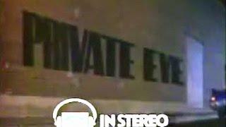 """""""Private Eye"""" TV Intro"""