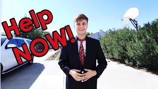Standing up for Stephen Sharer's Bro Carter! Sharer Fam Reaction!