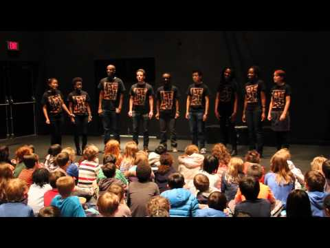 Asempa(!) Performs at Foote School