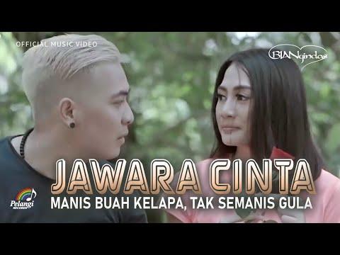 BIAN Gindas - Jawara Cinta (Official Music Video)