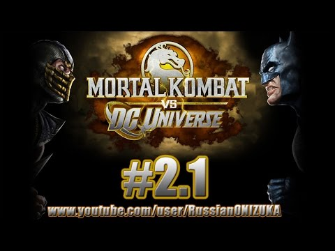 Mortal Kombat Vs Dc Universe #2.1 - Sonya Blade video