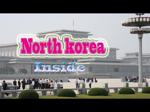 Inside North korea by an Americcan tourist