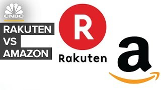 How Amazon Is Fighting Rakuten For E-Commerce In Japan
