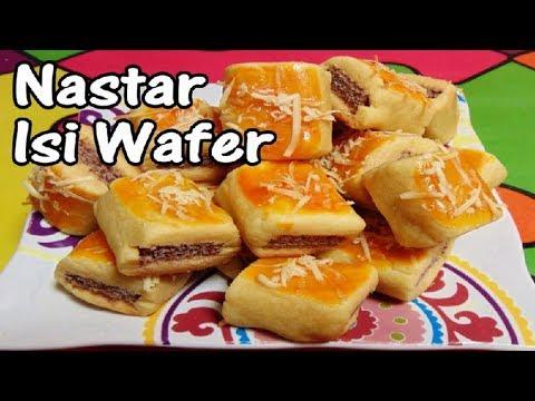 Resep Cara Membuat Nastar Isi Wafer