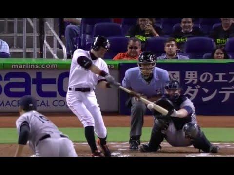 Ichiro Suzuki 2015 Highlights [Miami Marlins]