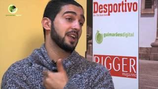 Fernando Pereira da Casa dos Segredos 5 visitou Guimarães
