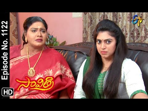 Savithri | 5th November 2018| Full Episode No 1122 | ETV Telugu