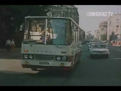 Ленинград 80-х. Видеозарисовка