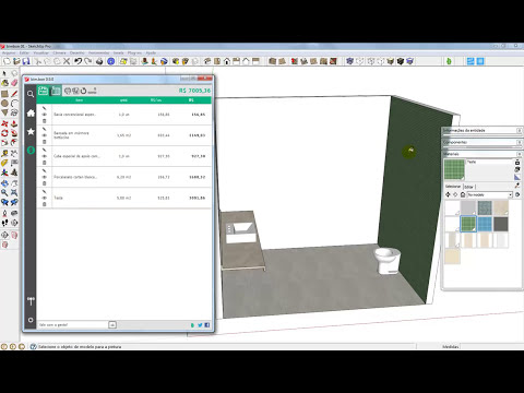 Tutorial Sketchup: Plugin bimbon
