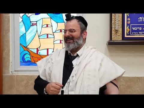 """כיצד להתגלח ולהסתפר - הרב יצחק לוי שליט""""א - הלכה יומית י""""ט אייר תשע""""ט"""