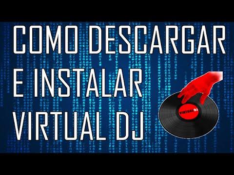 Como DESCARGAR e INSTALAR VIRTUAL DJ GRATUITAMENTE