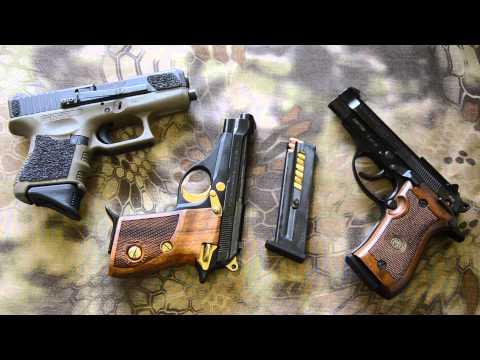 Registrácia expanzných zbraní