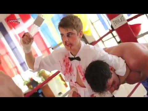Justin Bieber es golpeado por boxeador