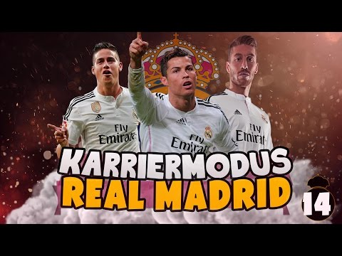 FIFA 16 Real Madrid Karrieremodus - DERBY! Der Kampf in Madrid! Verlieren wir Barca ? #14 - Sumas