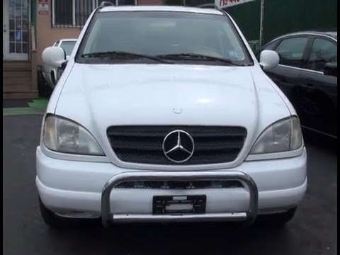 2000 Mercedes ML430 4MATIC AWD SUV