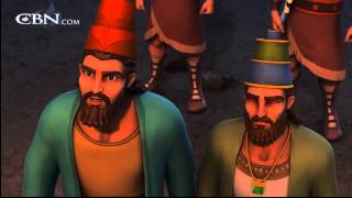"Superbook ""The Fiery Furnace"""
