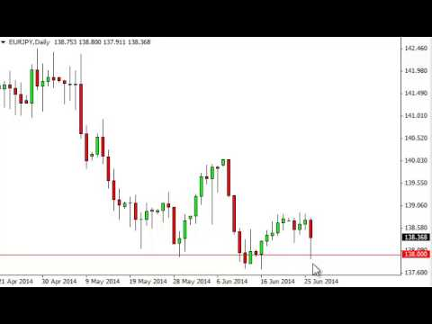 EUR/JPY Technical Analysis for June 27, 2014 by FXEmpire.com