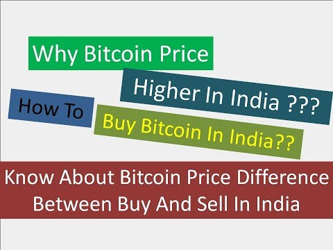 How To Buy Bitcoin In India In Hindi, Why Bitcoin Price Higher Than International Price In Zebpay
