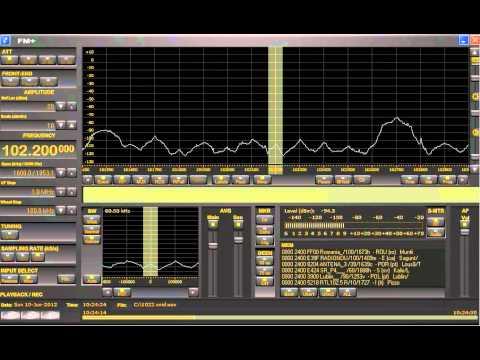 FM DX sporadic E in Holland: 102.2 MHz Serbia Radio Nesvil Bogatic