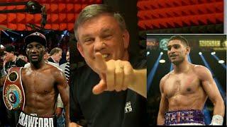 Teddy Atlas On Terence Crawford vs Amir Khan Film Breakdown & Prediction with Highlights
