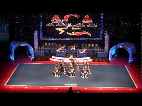 Cheer Athletics Wildcats 2012-13