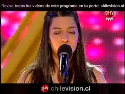 Camila Silva - Final Talento Chileno 1° temporada