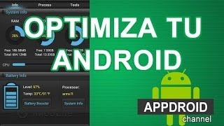 Limpiar y liberar memoria smartphone android [All in one toolbox]
