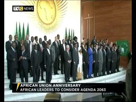 African leaders gather in Addis Ababa for AU summit