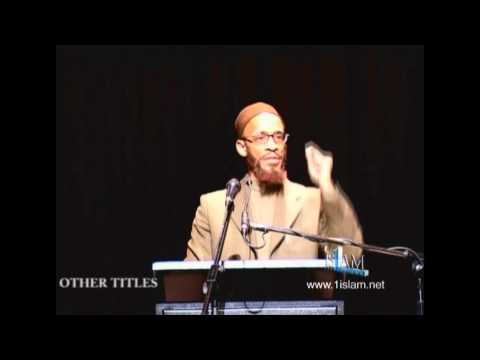 Khalid Yasin - The Purpose Of Life 1 (part 1 Of 3) | Hd video