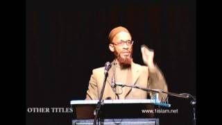 Khalid Yasin – The Purpose Of Life 1 (Part 1 of 3) | HD
