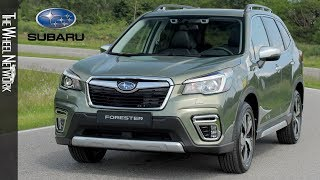 2020 Subaru Forester e-Boxer Hybrid