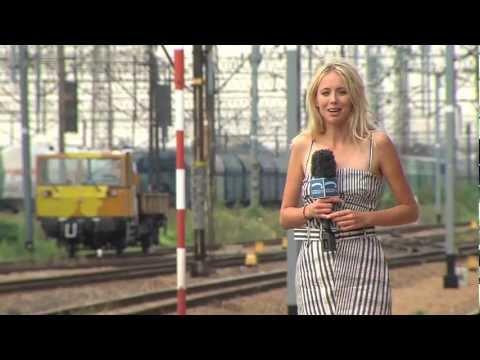 KolejTV - 29.08.2011 R. - Remont Dworców W Województwie łódzkim, Łódzka Kolej Aglomeracyjna