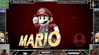 MM + Friendlies Gimpz (Mario) vs Koebal (Pikachu) Jun/17/2018